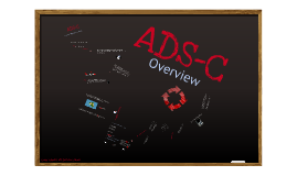 ADS-C Overview