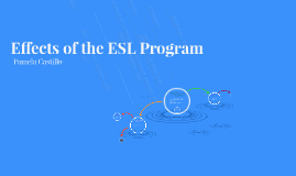ESL Program Effects &