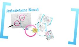 Relativismo Moral - Filosofia