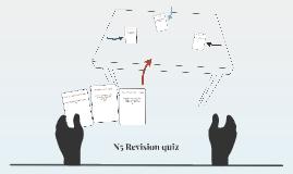 N5 Revision quiz