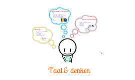 O.C.: Taal & denken