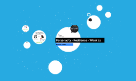 Personality - Resilience