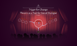 """Trigger"" for Change: Theatre as a Tool for Social Dialogue"