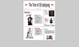 Copy of Tale of Chunhyang