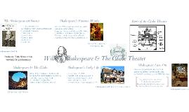 Copy of William Shakespeare & The Globe Theater