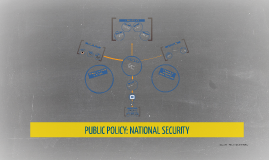 PUBLIC POLICY: NATIONAL SECURITY