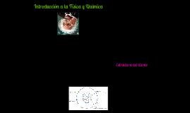 Introducción a la Física y Química