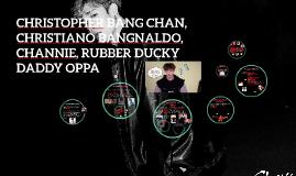 CHRISTOPHER BANG CHAN