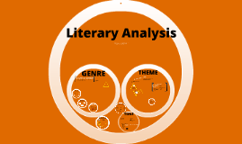 Copy of Literary Analysis: Genre/Tone/Mood/Theme