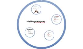 Tutorgroep 18 introductie