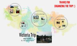 Victoria Trip
