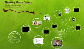 Nutrition - Healthy Body Image