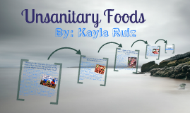 Unsanitary Foods