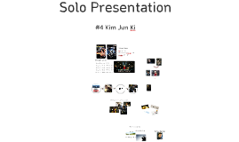 Solo Presentation : Battlestar Galactica