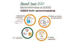 Åbent Hus på bacheloruddannelserne 2017