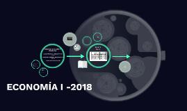 ECONOMÍA I- 2017
