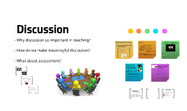 Discussion as a Teaching Model