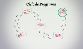 Copy of Ciclo de Programa