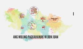Ang muling pagkahamak ni Don Juan