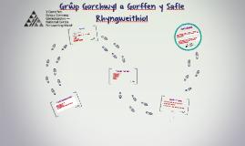 Grŵp Gorchwyl a Gorffen y Safle Rhyngweithiol