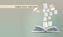 Copy of Student/Genre Analization