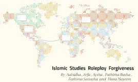 Islamic  Studies  Roleplay