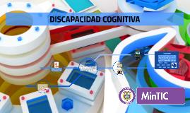 Copy of DISCAPACIDAD COGNITIVA