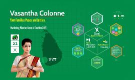 Vasantha Colonne