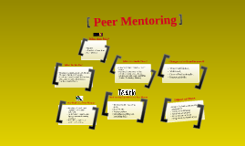 Reflection as Peer Mentoring