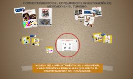 Copy of Copy of COMPORTAMIENTO DEL CONSUMIDOR E INVESTIGACIÓN DE MERCADO EN