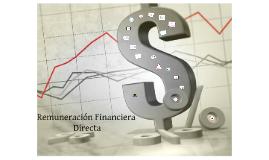 Remuneración Financiera Directa