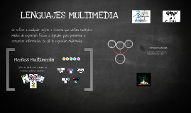 LENGUAJES MULTIMEDIA
