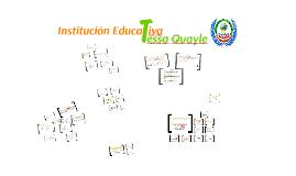 Institución Educativa Tessa Quayle