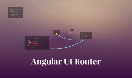 Angular UI Router for T7