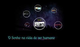 O Sonho na vida do ser humano