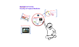 Mahidol University and Tropical Medicine