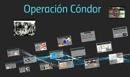 Copy of Operación Condor