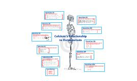 Osteoporosis & Calcium