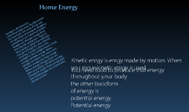 Home Energy By Sam,Austin,Camilla and Jade