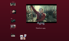 Agog Etymology