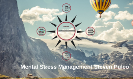 Mental Stress Management