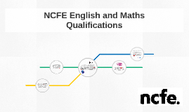 NCFE English and Maths Qualifications