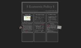 $ Economic Policy $