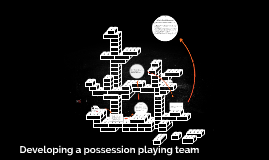 Developing a possession playing team