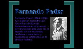 Fernando Fader