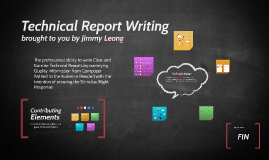 Copy of Technical REport Writing