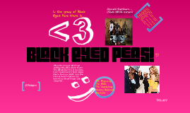Copy of Black Eyed Peas