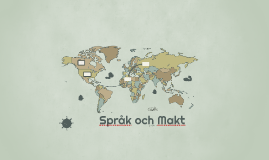 Språk och Makt
