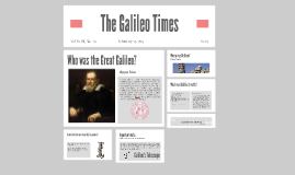 The Galileo Times