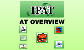 IPAT: AT OVERVIEW